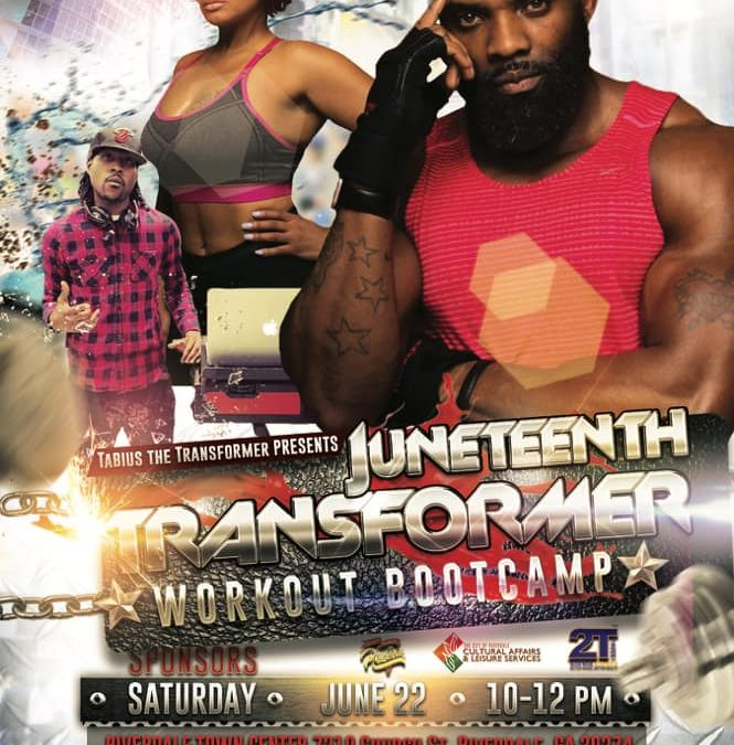 6-22-19 Workout Boot Camp